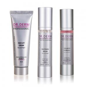 Комплект за зряла, суха и чувствителна кожа Dr. Derm Professional