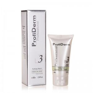 Почистваща и хидратираща маска за лице ProfiDerm Professional