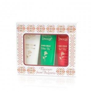 Комплект с подарък Natural Rose Arsy Cosmetics