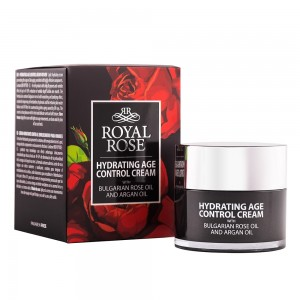Крем за мъже хидратиращ против стареене за лице Royal Rose Biofresh