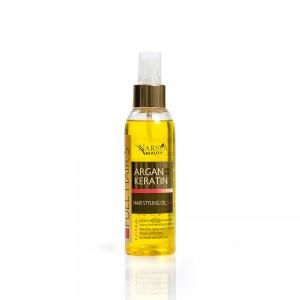 Стилизиращо олио арган и кератин Narsya Arsy Cosmetics