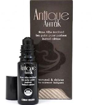 Натурален парфюм с екстракт от антична бяла роза Natural & Deluxe Ecomaat