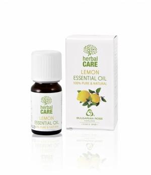 100% етерично масло от лимон Българска Роза Карлово