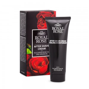 Афтършейв крем за след бръснене Royal Rose