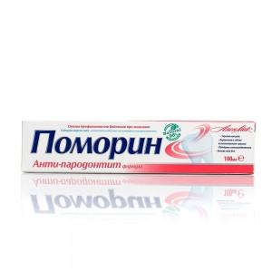 Паста за зъби Pomorin Anti-Parodontit Рубелла