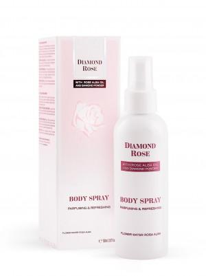 Парфюмен спрей за тяло Diamond Rose Biofresh