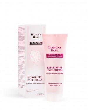 Ексфолиращ дневен крем за лице Diamond Rose Biofresh