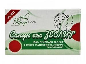 Сапун със Зеолит Фарер България
