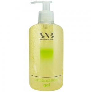 Дезинфекциращ гел  с 75% етанол за ръце с аромат на липа SNB