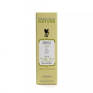 Подхранващо олио за коса с индийска смокиня Precious Nature Alfaparf