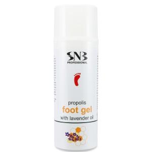 Активен гел за крака с прополис и лавандулово масло SNB