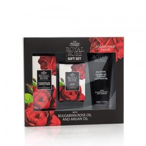 Мини подаръчен комплект за мъже Royal Rose Biofresh