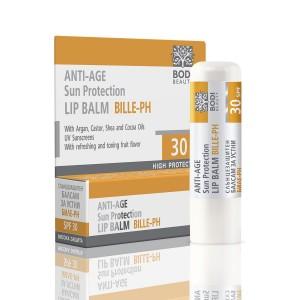 Слънцезащитен балсам за устни SPF 30 Bodi Beauty