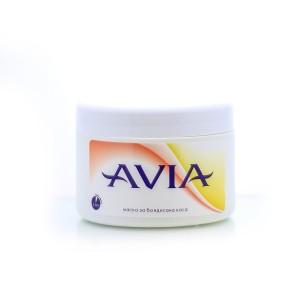 Маска за боядисана коса Avia с натурална хума и масло от жожоба 250 мл.