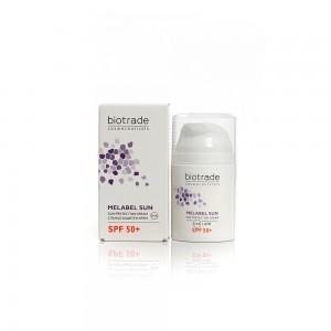 Слънцезащитен крем с фактор SPF 50 Melabel Whitening Biotrade