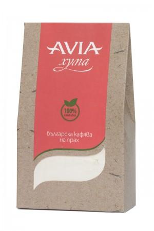 Натурална българска кафява хума Avia